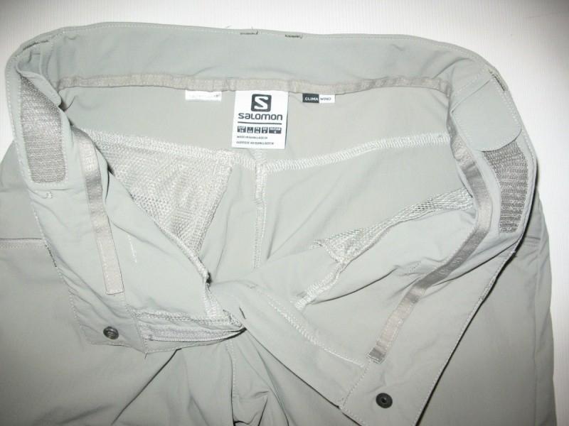 Штаны SALOMON Wayfarer climawind pant lady (размер S) - 5