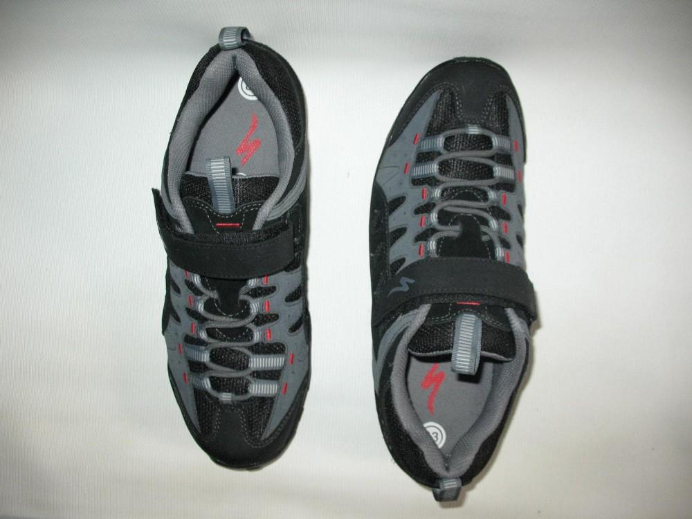 Велотуфли SPECIALIZED taho bg MTB shoes (размер UK9/US10/EU43(на стопу до 275 mm)) - 6