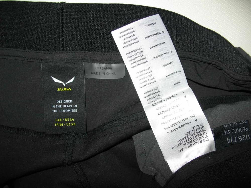 Штаны SALEWA pedroc pants lady (размер 36/S) - 6