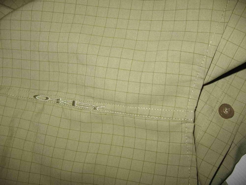 Рубашка OAKLEY outdoor shirt (размер L) - 4
