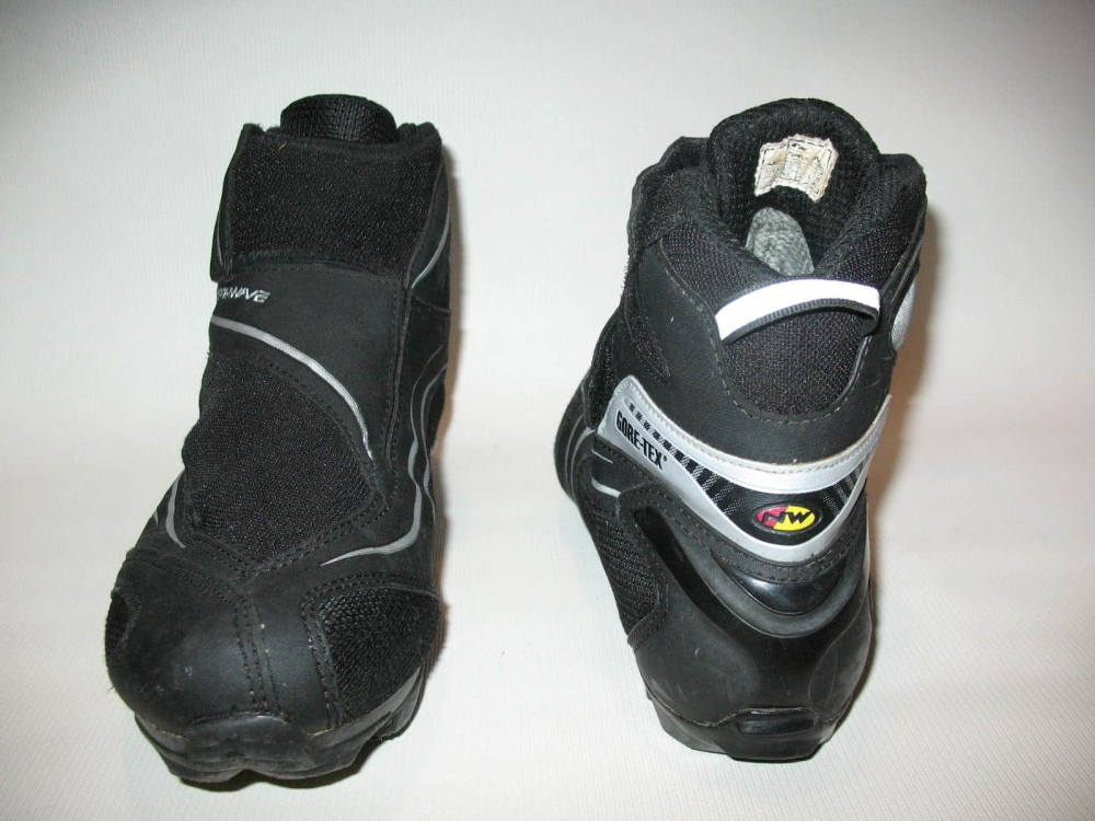 Велотуфли NORTHWAVE winter GTX shoes (размер US10,5;EU43(на стопу до 275 mm)) - 4
