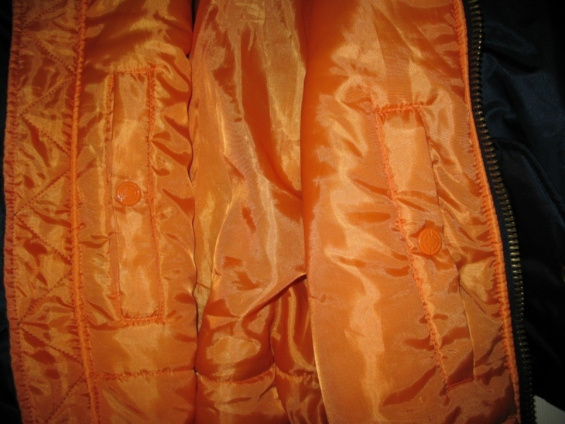 Куртка FOSTEX bomber MA-1 jacket (размер S/M) - 7