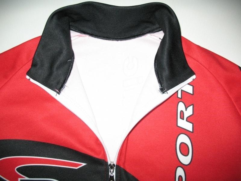 Куртка BIELERsport microfleece jacket (размер M/S) - 2