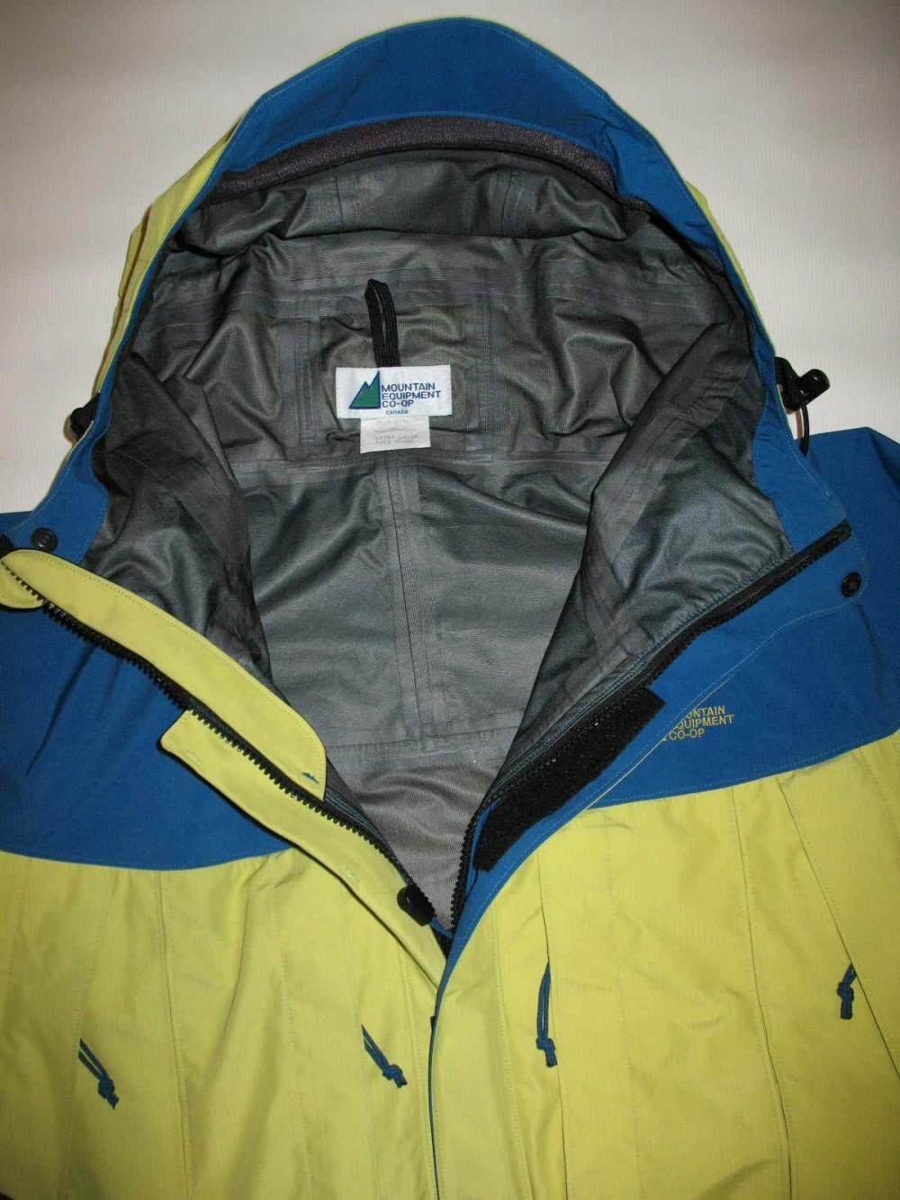 Куртка MOUNTAIN EQUIPMENT gtx outdoor jacket (размер XL/XXL) - 5