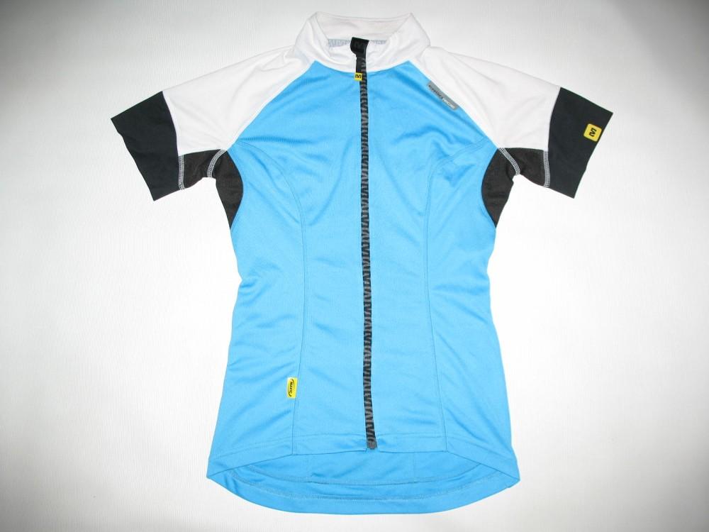 Веломайка MAVIC cycling jersey lady (размер S) - 2