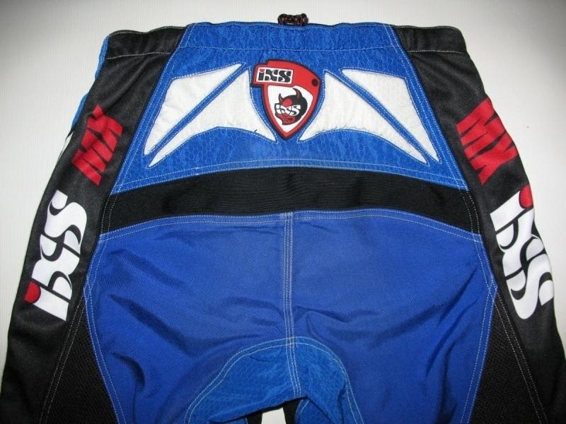 Штаны IXS DH pants (размер US34EU52-ML) - 5