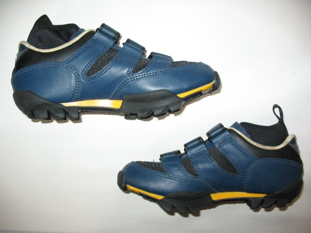 Велотуфли SHIMANO SH-M150 mtb shoes (размер UK5,5/EU38,5(на стопу до 240 mm)) - 3