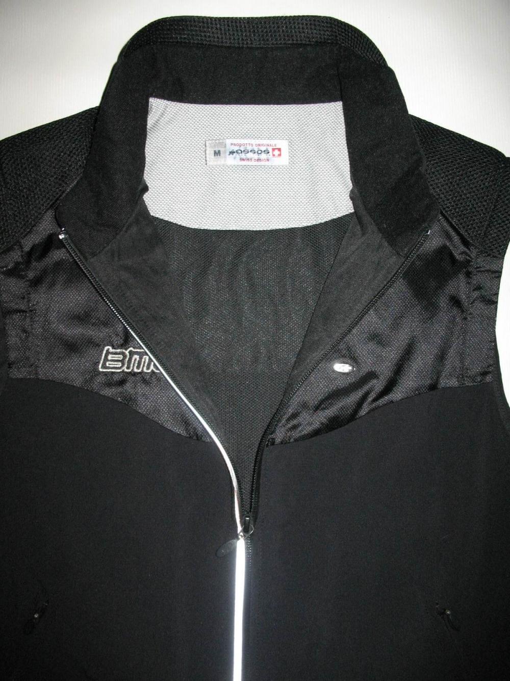 Жилет ASSOS bmc dopo bici DB8 insulator vest (размер M) - 5