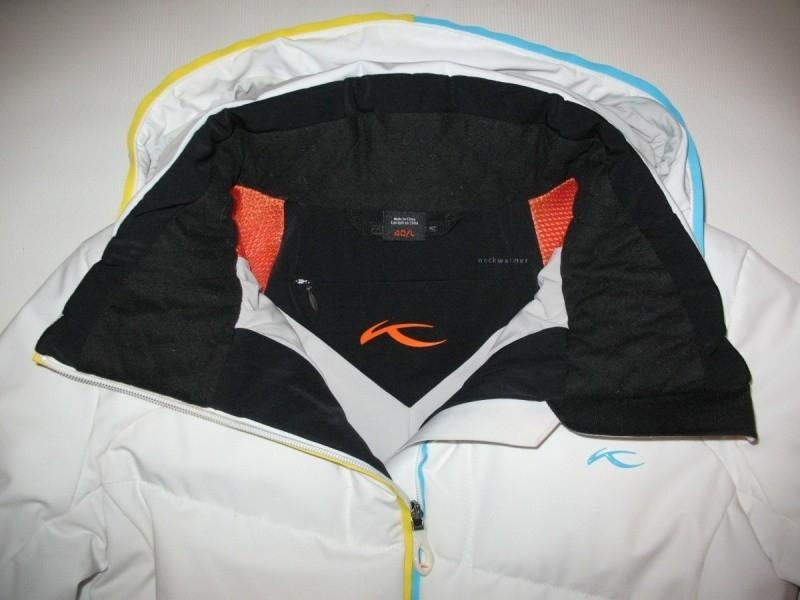 Куртка  KJUS Savvy Down jacket lady  (размер L/M) - 8