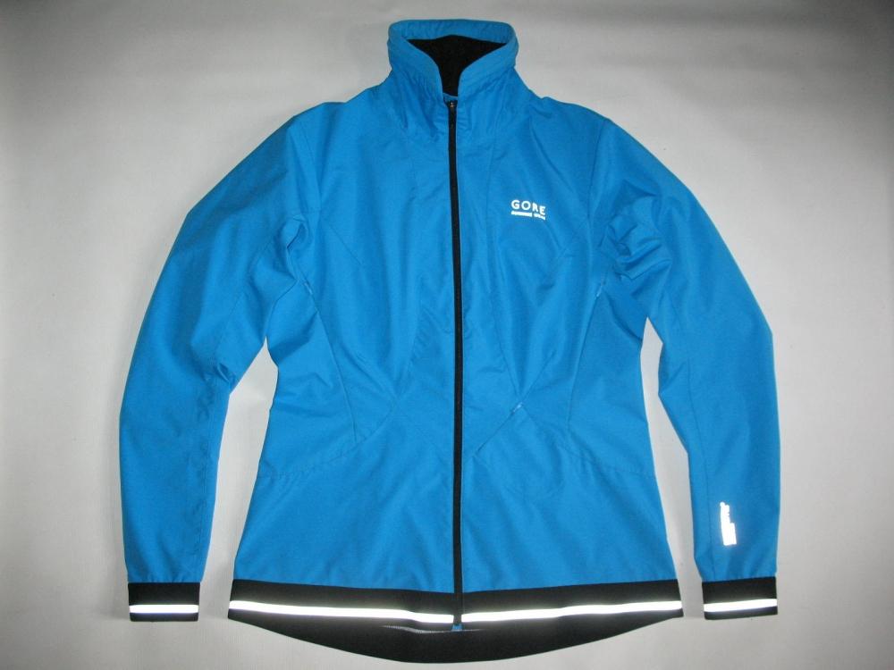 Куртка GORE Running Wear Air 2.0 Windstopper Active Shell Jacket (размер XL(реально L/M)) - 4