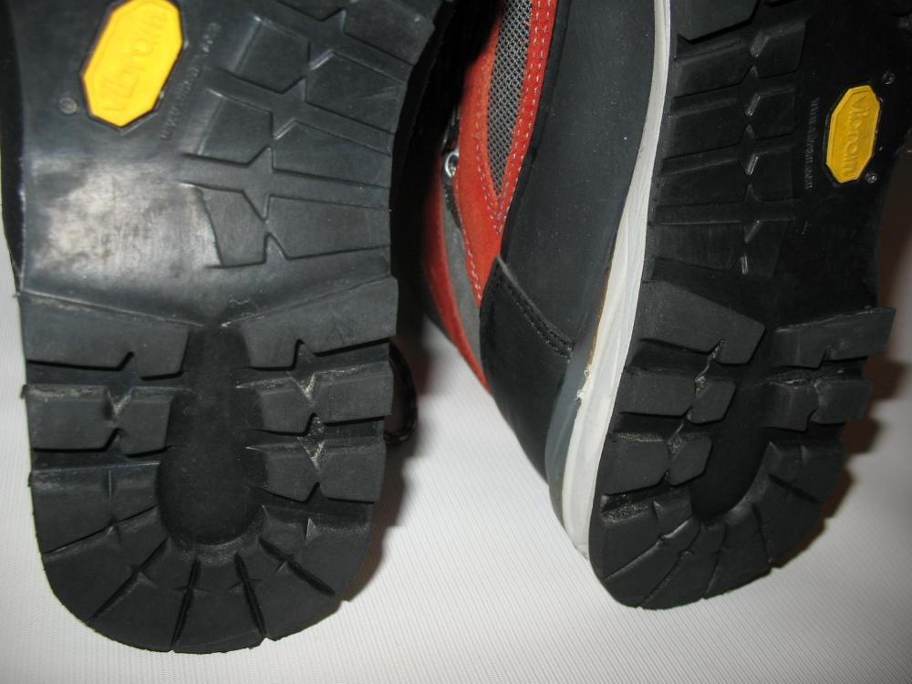 Ботинки LOWA Terek GTX boots (размер US10,5/UK9,5/EU44(на стопу до 283mm)) - 9