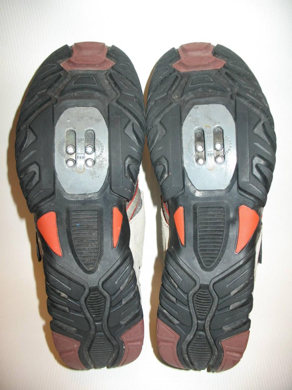 Велотуфли SHIMANO sh-wm 40 mtb shoes lady (размер US6.5/EU38(на стопу 238 mm)) - 7