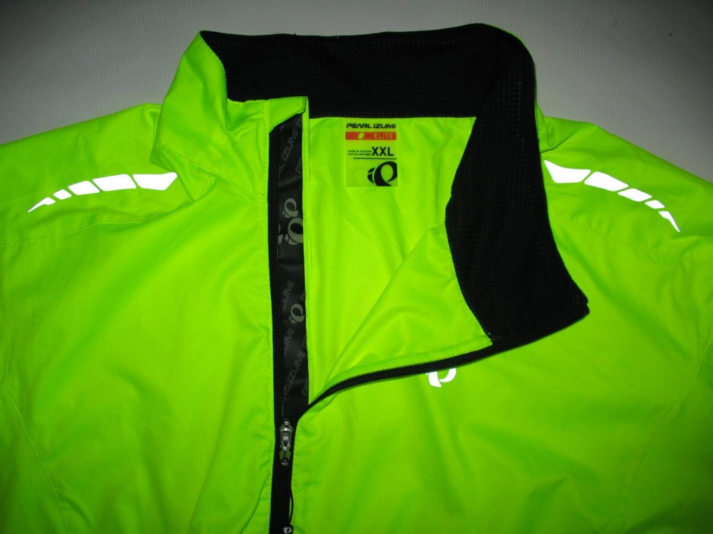 Велокуртка PEARL IZUMI elite barrier ultralight jacket (размер XXL) - 5