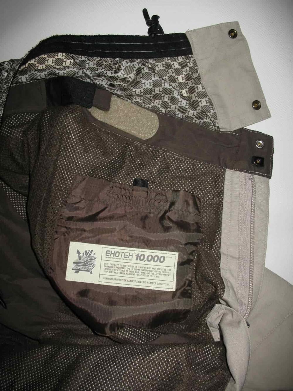 Штаны DC banshee-r snowboard pants (размер L) - 15