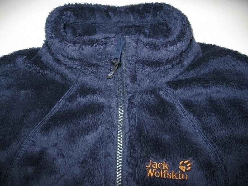 Кофта JACK WOLFSKIN  nanuk fleece lady  (размер S) - 2