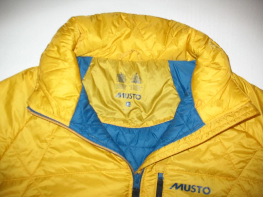 Куртка MUSTO еvolution primaloft jacket (размер XL) - 9