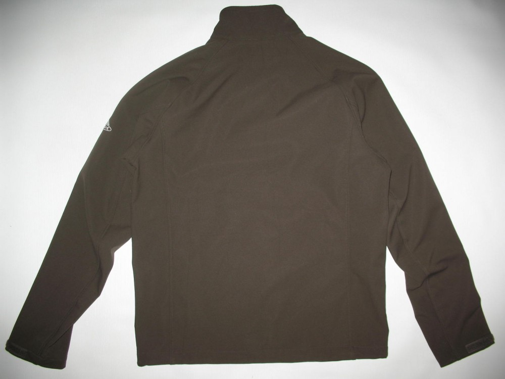 Куртка VAUDE hurricane softshell jacket (размер M/L) - 1