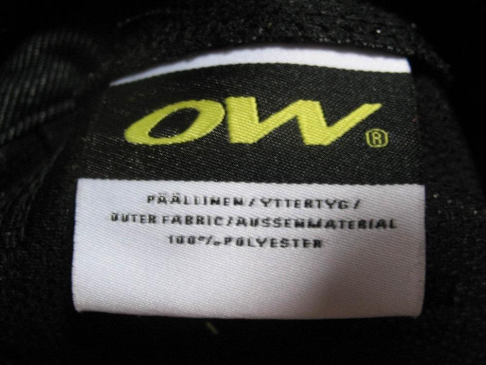 Штаны OW one winner pants (размер М) - 9