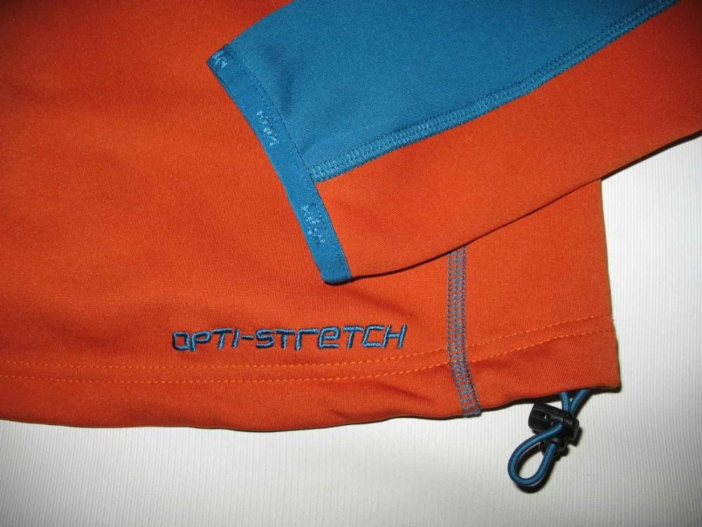 Кофта KILPI yoho-m fleece hoodies jacket (размер S) - 10