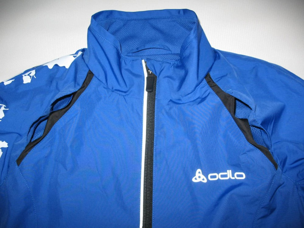 Куртка ODLO source jacket lady (размер XS/S) - 3