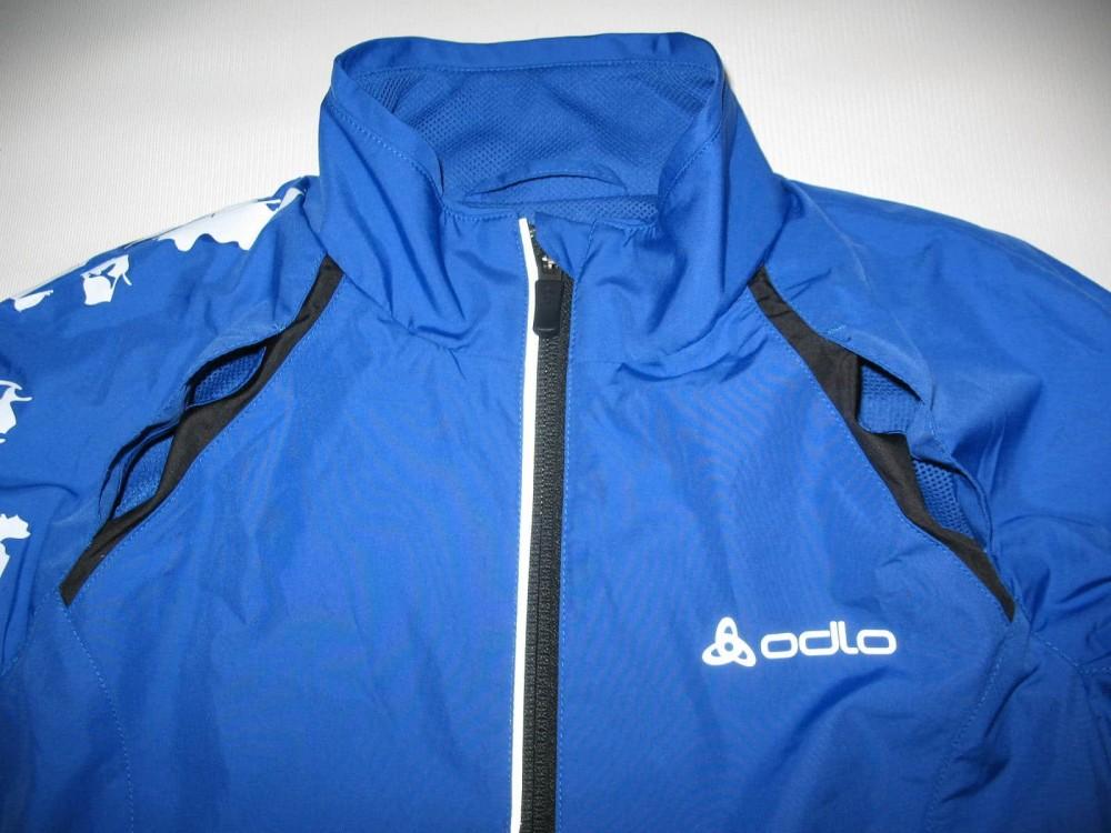 Куртка ODLO source jacket lady (размер XS/S) - 3
