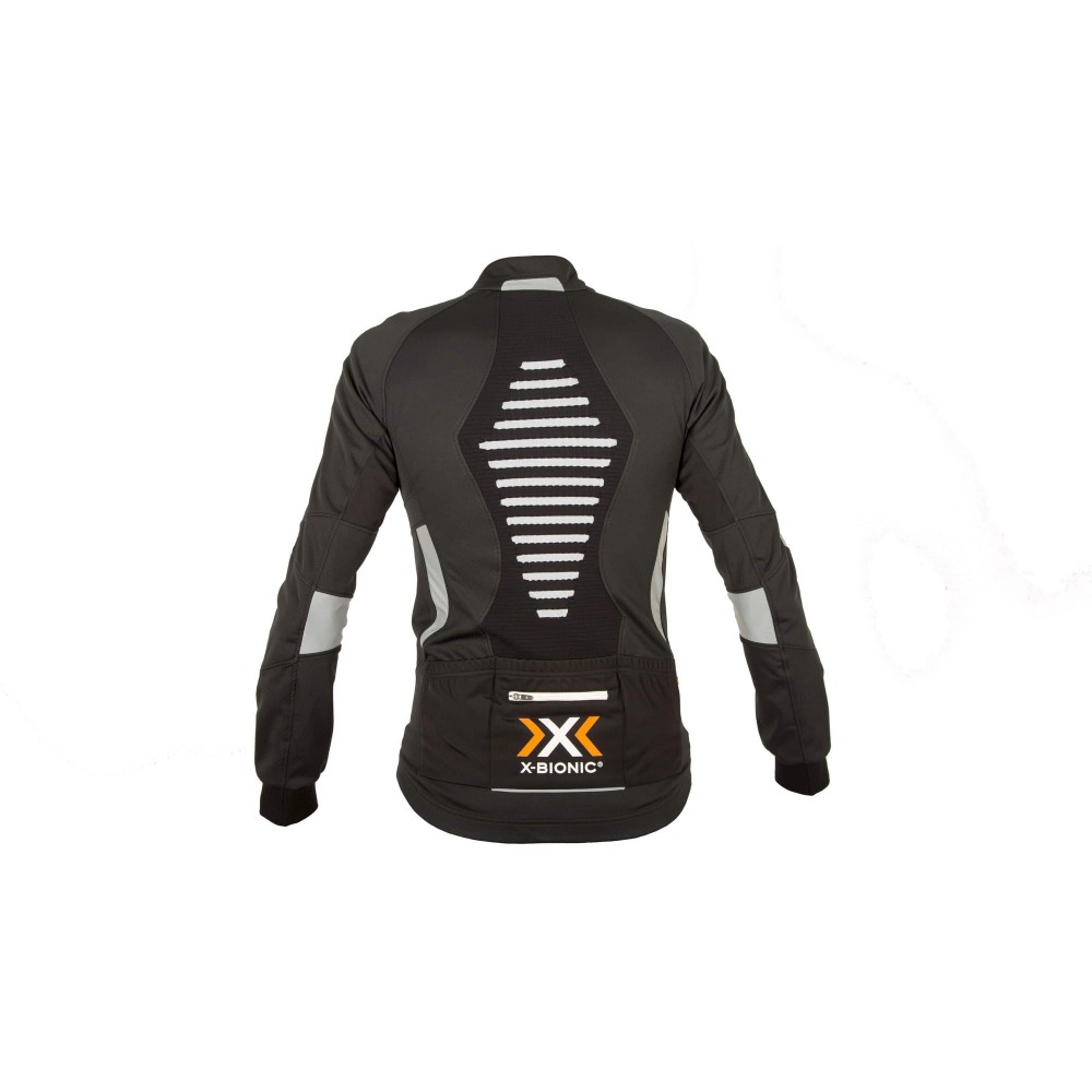 Велокуртка X-BIONIC spherewind light winter biking jacket (размер L) - 2