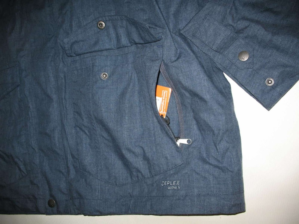 Куртка VAUDE ukon outdoor jacket (размер 56/XXL) - 6