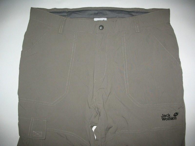 Штаны JACK WOLFSKIN Mosquito Safari Pants  (размер 34/50/L)) - 4