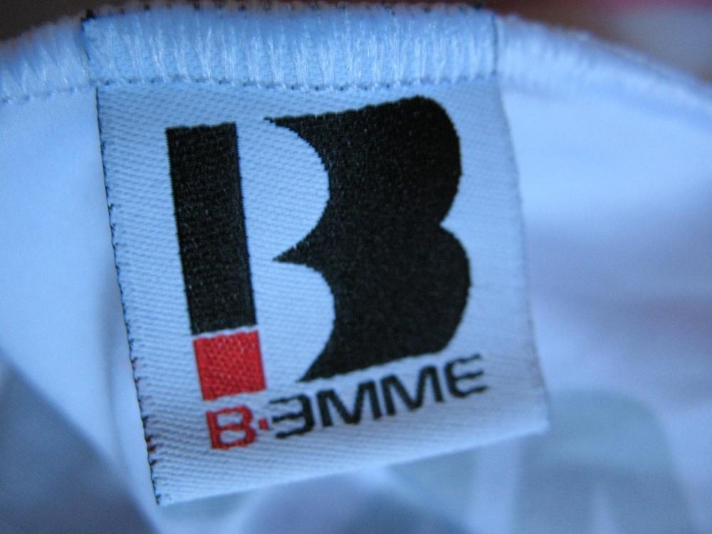 Веломайка BIEMME smp cycling jersey (размер 3/M) - 6