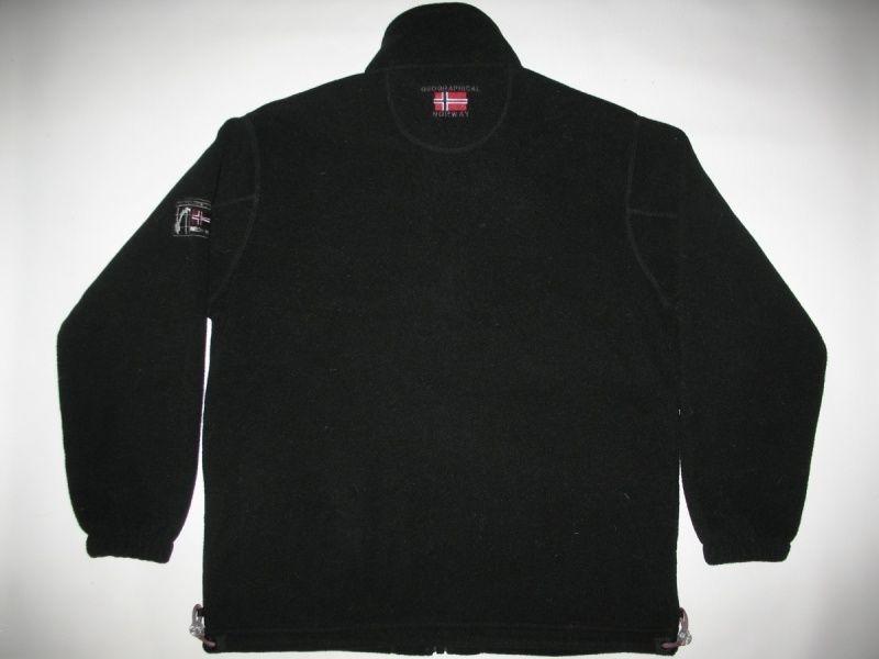 Кофта GEOGRAPHICAL NORWAY fleece jacket  (размер L) - 1