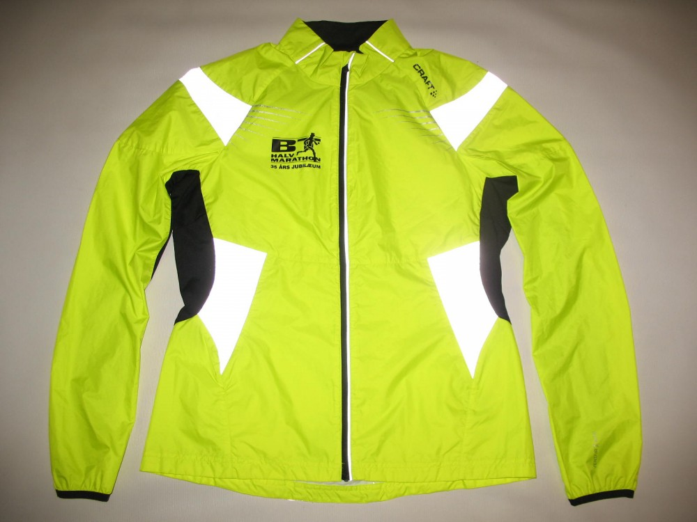 Куртка CRAFT brilliant run jacket lady (размер L) - 1