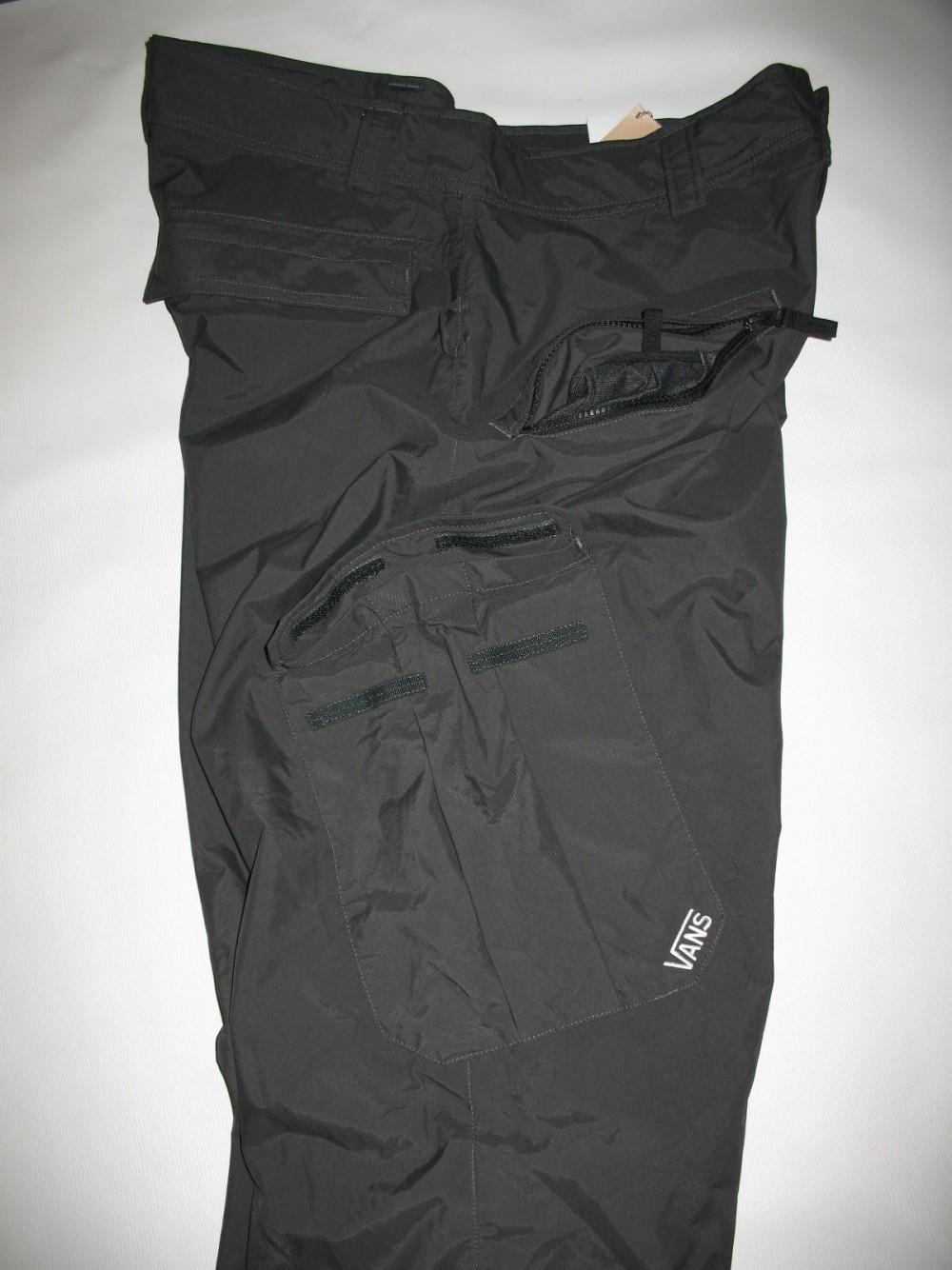 Штаны VANS 10/10 snowboard pants (размер XL) - 5