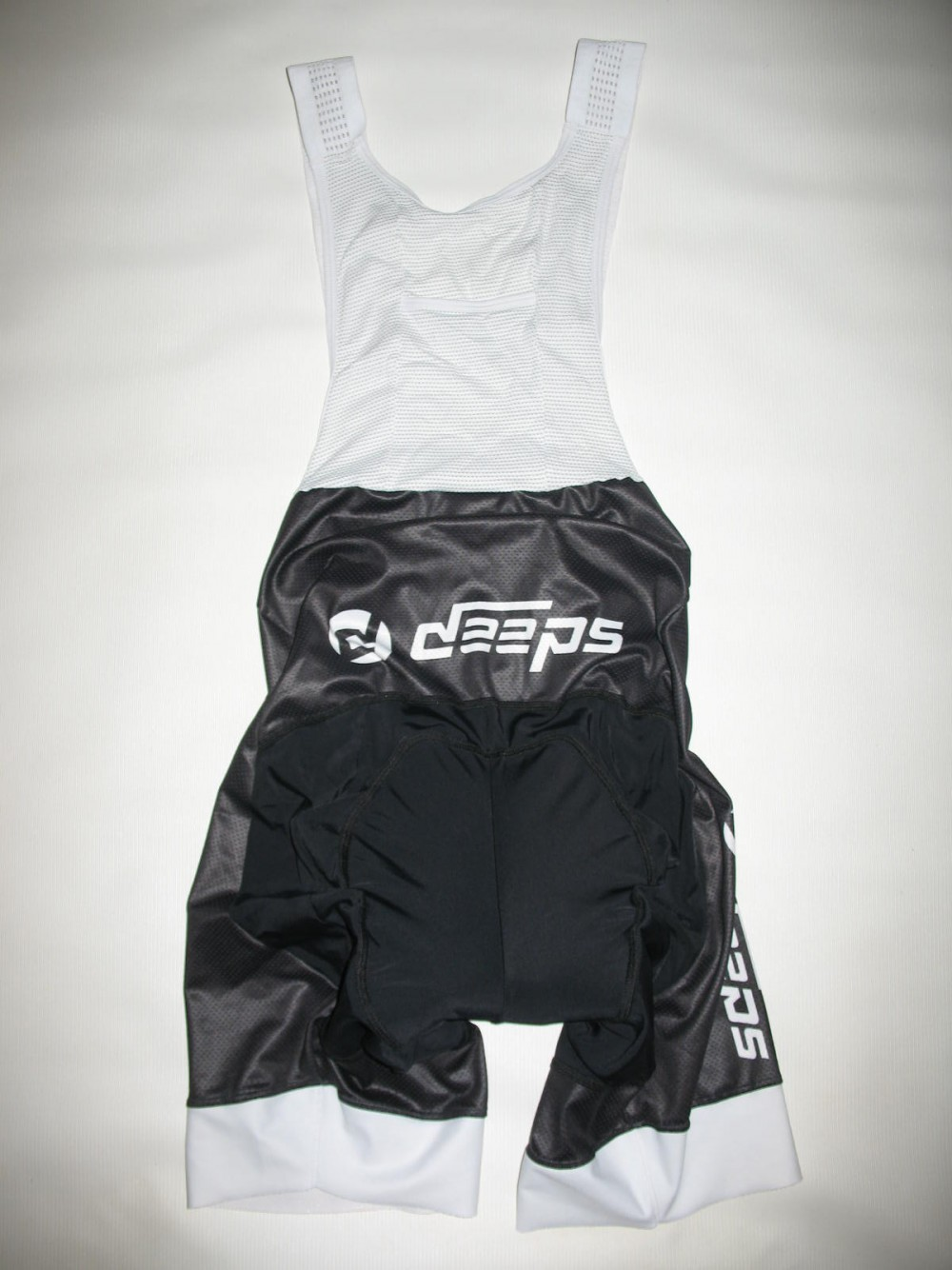 Велошорты DEEPS bib cycling shorts (размер L) - 1