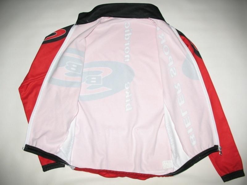 Куртка BIELERsport microfleece jacket (размер M/S) - 3