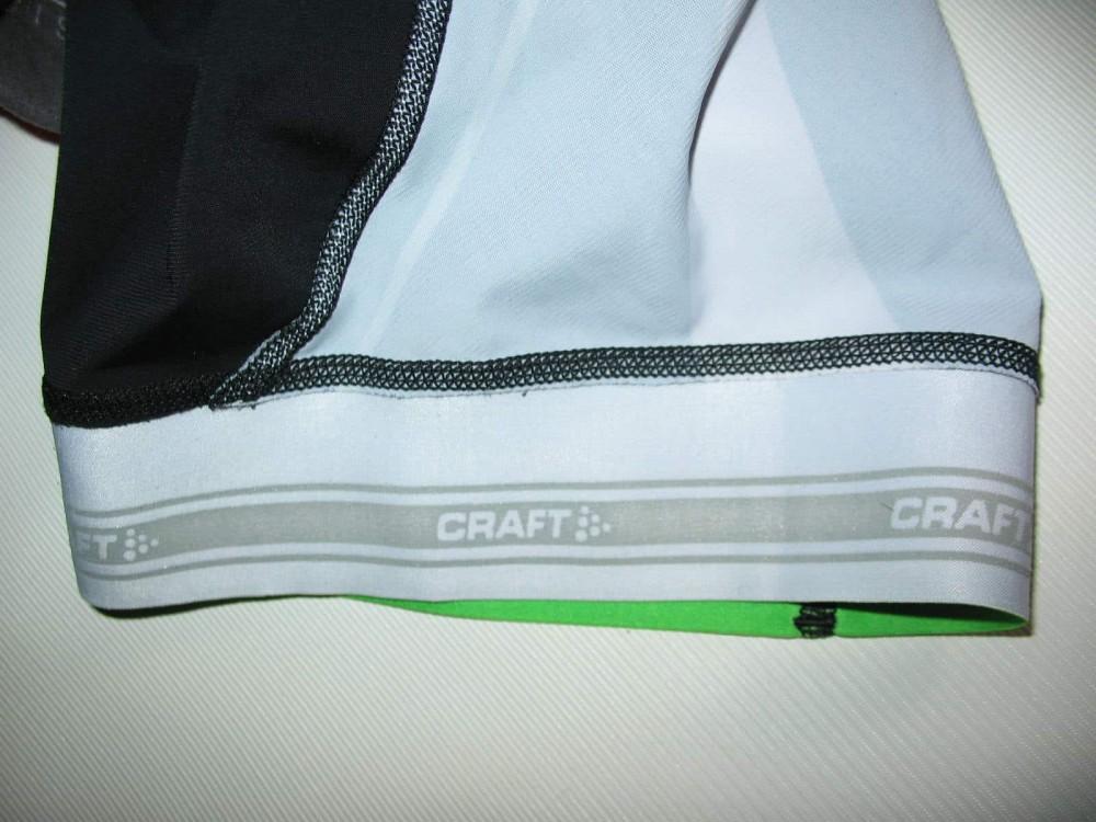 Велошорты CRAFT grand tour bib shorts (размер S) - 8