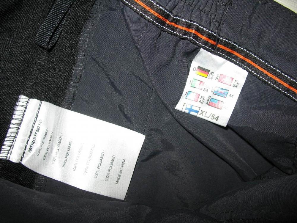 Штаны ICEPEAK Nano-Q outdoor pants (размер 54-XL) - 9