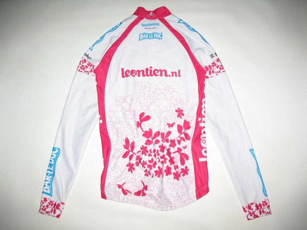 Велокофта SHIMANO leontien fleece cycling jacket lady (размер S) - 1
