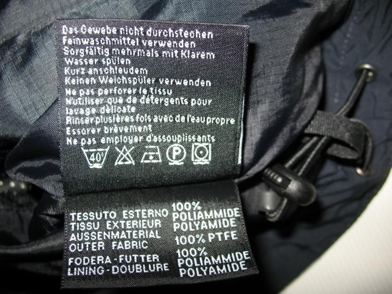Куртка SALEWA gtx jacket   (размер S) - 8