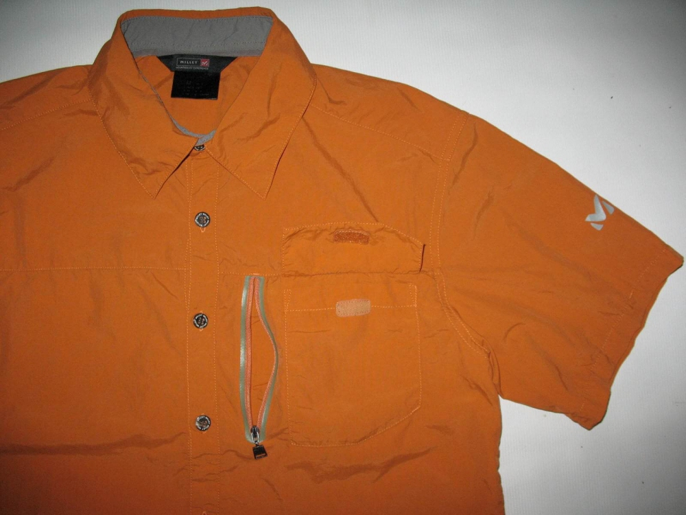Рубашка MILLET drynamic outdoor shirt (размер M) - 3