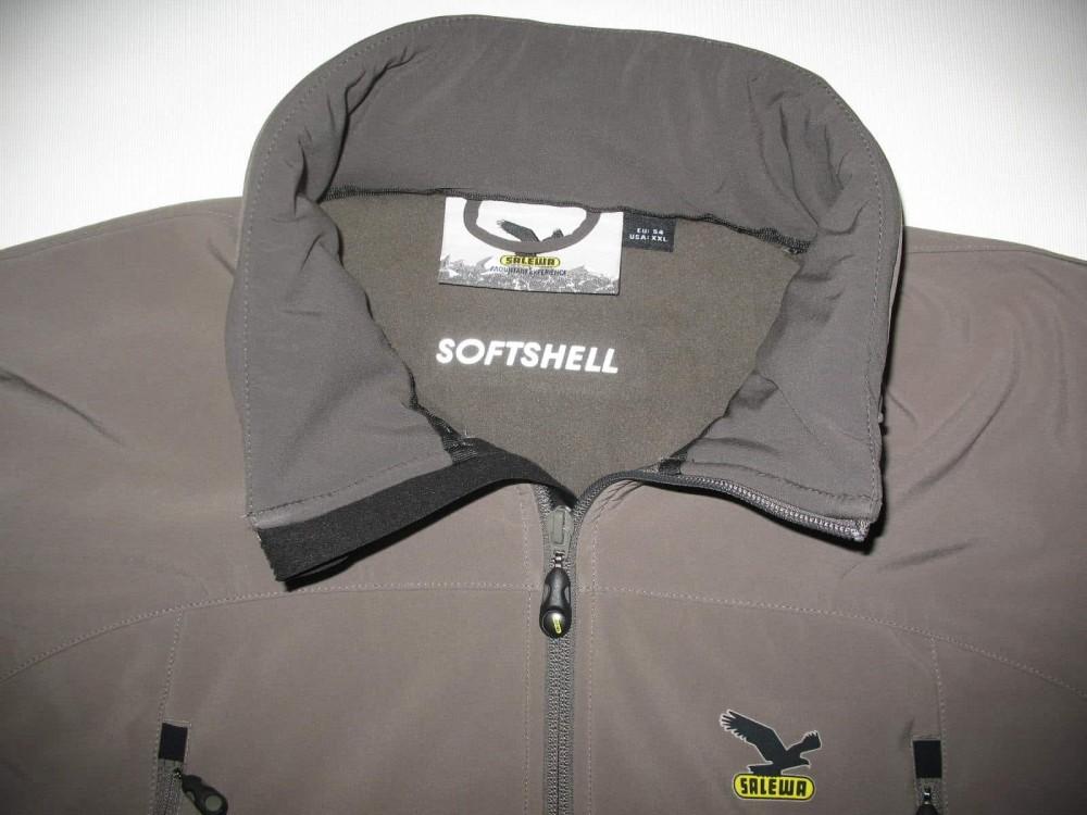 SALEWA softshell alpine extreme jacket (размер 54/XXL) - 5