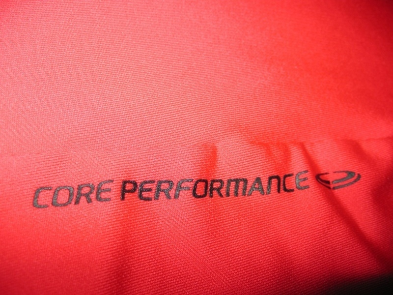 Кофта ADIDAS core performance climalite full zip hoodie  (размер S/M) - 12