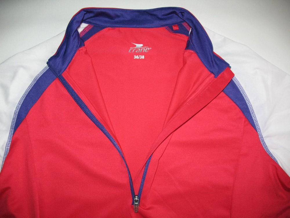 Веломайка CRANE cyckling jersey lady (размер 36/38-M) - 2