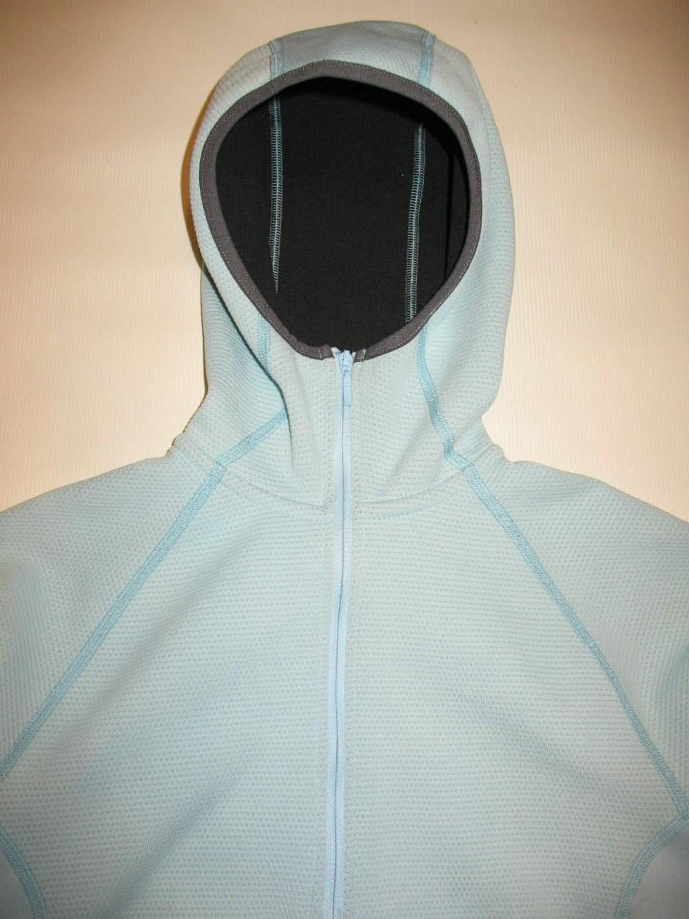 Кофта MAMMUT fleece hoodie lady (размер M) - 2