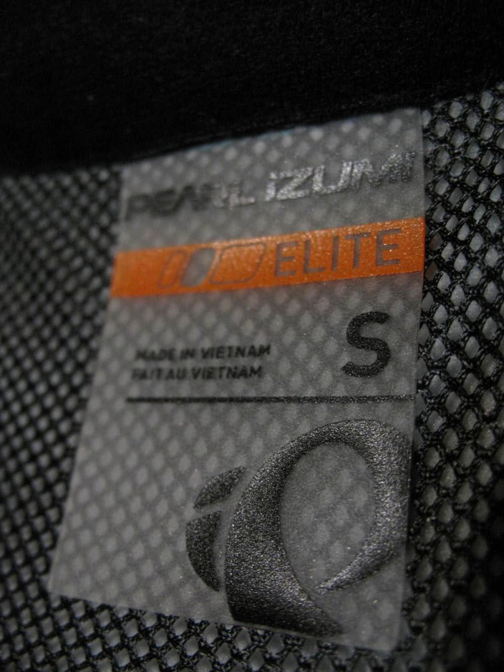 Велокуртка PEARL IZUMI elite softshell cycling jacket (размер S/M) - 7