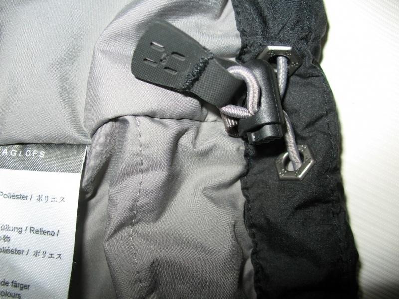 Куртка  HAGLOFS Barrier jacket  (размер  XL/XXL) - 9