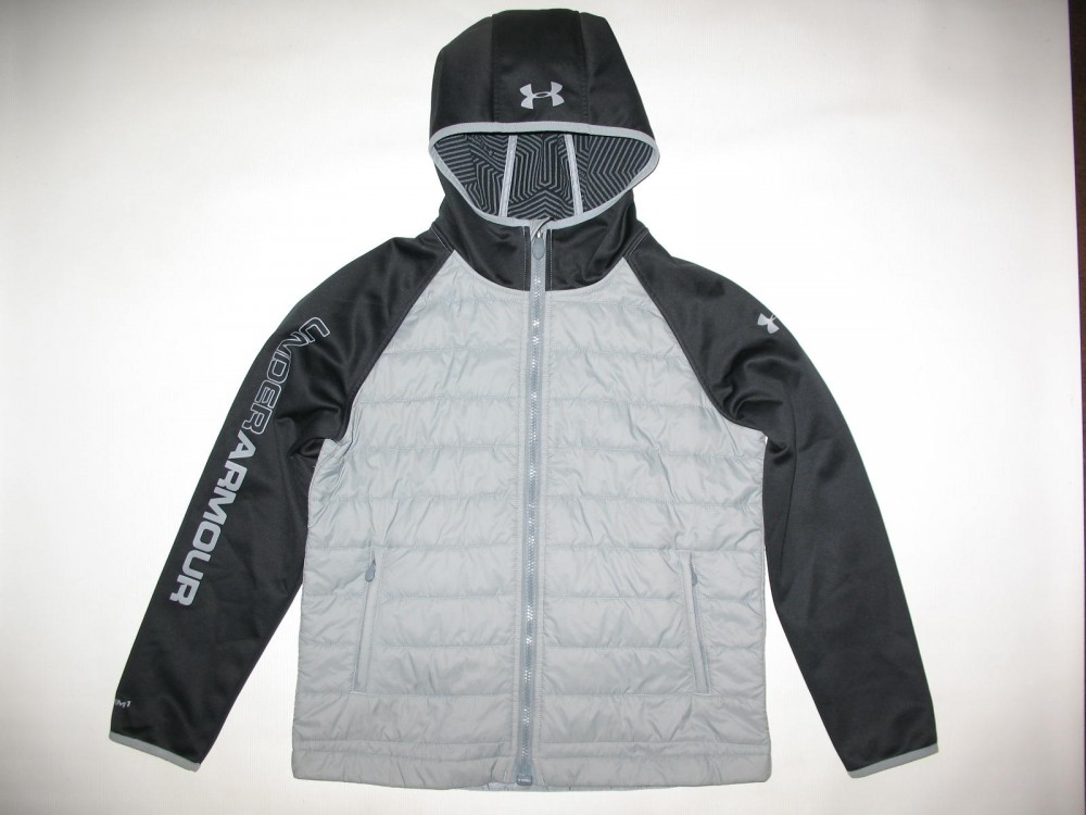 Куртка UNDER ARMOUR storm coldgear infrared werewolf jacket lady/boys (размер young XL(lady M/S)) - 1