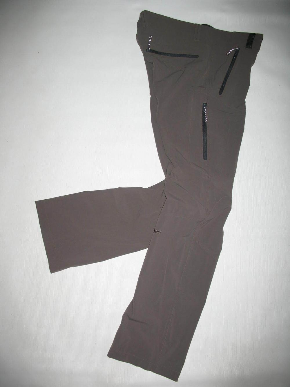 Штаны MAMMUT runje pants lady (размер S/M) - 4