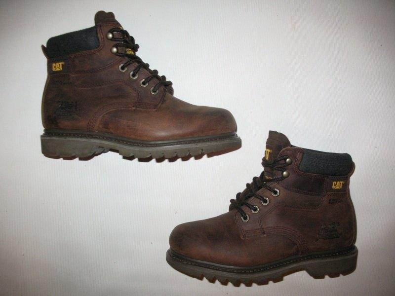 Ботинки CAT techni flex boots (размер UK6/US5/EU38(на стопу до 240mm)) - 4