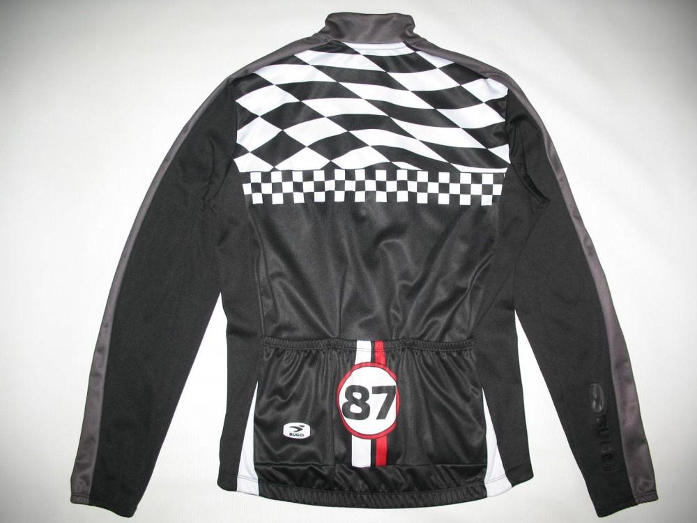 Велокофта SUGOI cycling fleece jacket (размер L) - 1