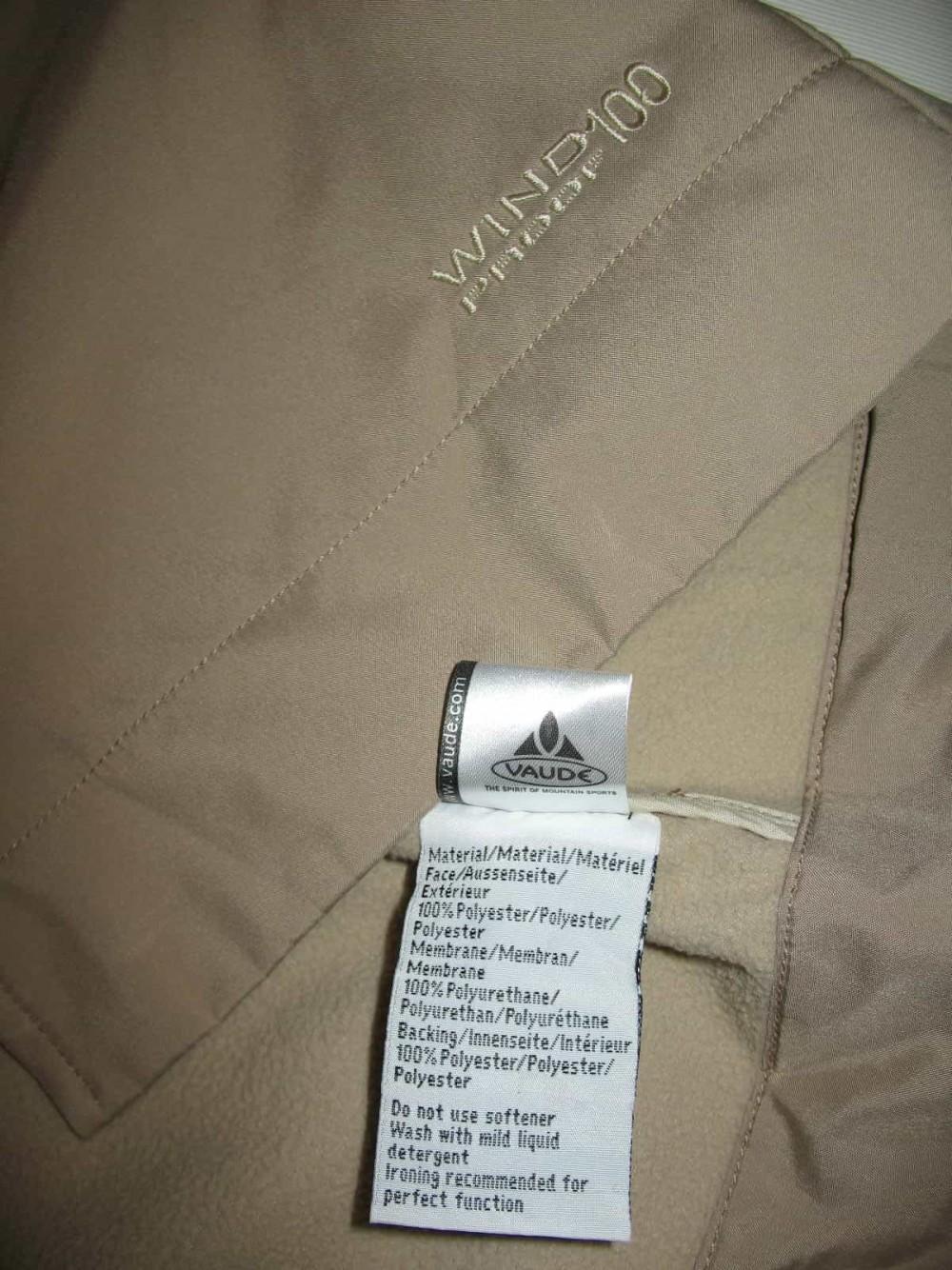 Куртка VAUDE softshell coat lady (размер 42/L-XL) - 8